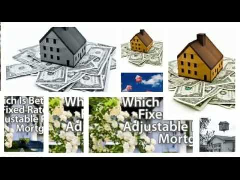Types Of Available Home Loans