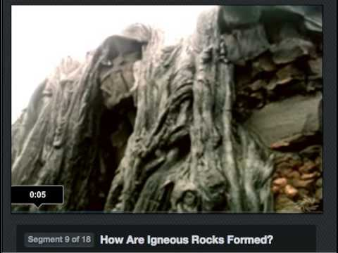 Igneous Rock: Definition, Classification, Types and