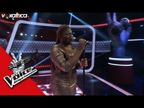 Rachel ' I look to you ' Whitney Houston Audition à l'aveugle lTheVoiceAfrique2017
