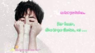 Hongki - Miss X-Mas (sub Espa?ol & English) Karaoke