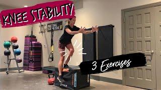 Knee Stability Exercises - Eliminating Running Knee Pain | RunToTheFinish