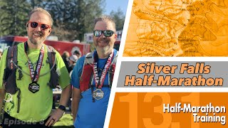 Our First Half-Marathon! - Silver Falls Trail Run - Episode 8