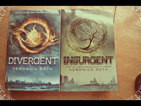 Book Review: Divergent E Insurgent