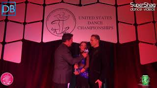 Comp Crawl with DanceBeat! USDC 2017! USDC 2017!Pro Am Smooth Open A Whitney and Evgeny!