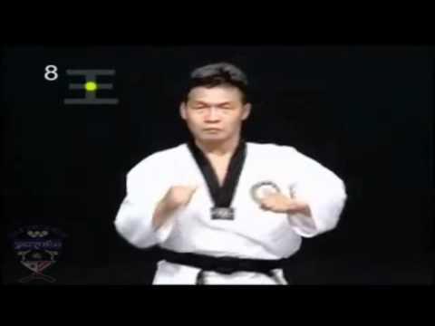 Poomse 8 Taegeuk Pal Jang [Español][HD]