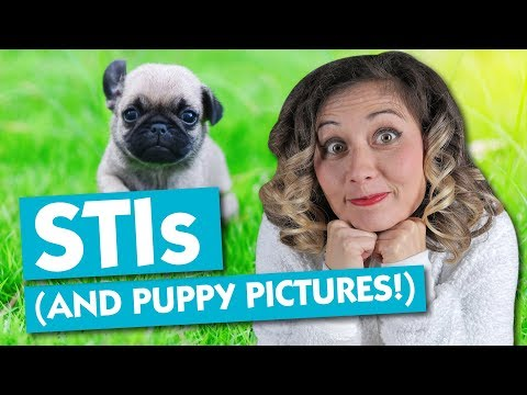 STIs (and Puppy Pictures!)