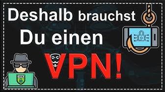 Was ist VPN? Und ist VPN sicher und macht anonym im Internet?
