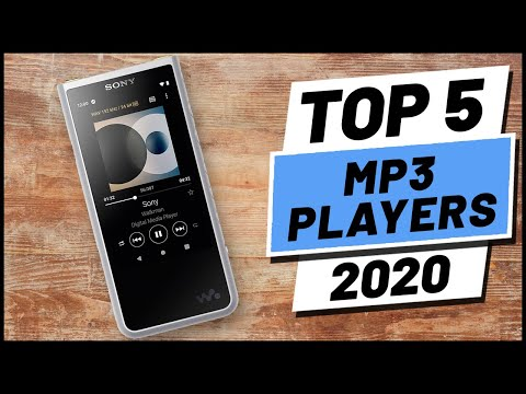 Top 5 BEST MP3 Player of [2020]