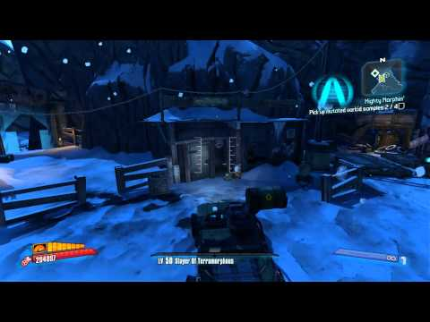 Borderlands 2 - Killing Enemies with The Bee
