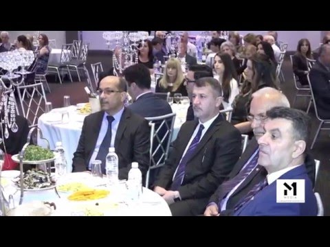 Assyrian Democratic Movement - Welcome Dinner for delegates from Iraq