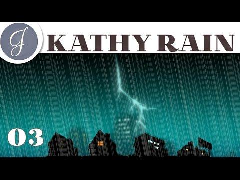 Kathy Rain ~ Gameplay ~ Let's Play ~ Cranky Sue ~ Walkthrough ~ Detective Adventure ~ Part 03