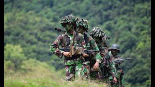 BARU SAJA || Seharusnya ini VIRAL Biar Dunia Tau Bahwa Anggota TNI Mampu Lakukan Hal Segila ini