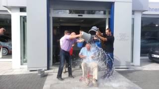 Michael Johnen Ice Bucket Challenge