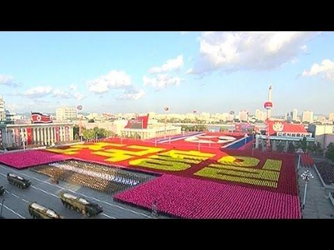 Biggest military parade