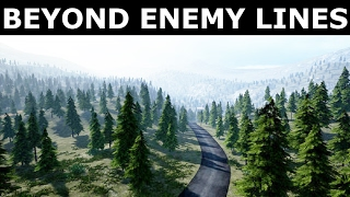 Beyond Enemy Lines Gameplay - PC Walkthrough (No Commentary) (Stealth Action Tactical Shooter)