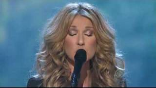 Celine Dion - At Seventeen (Performing at Grammy Nominations concert 2008) HQ