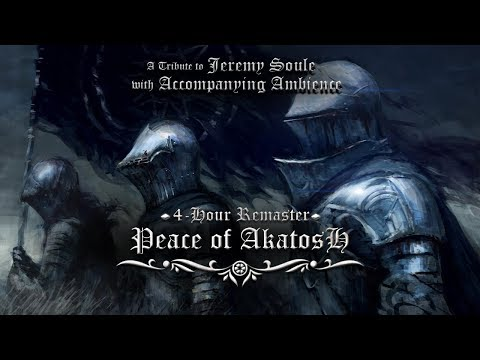 Jeremy Soule Tribute (Oblivion) — Peace of Akatosh [4 Hr. Remaster + Night Ambience & Lead-out]