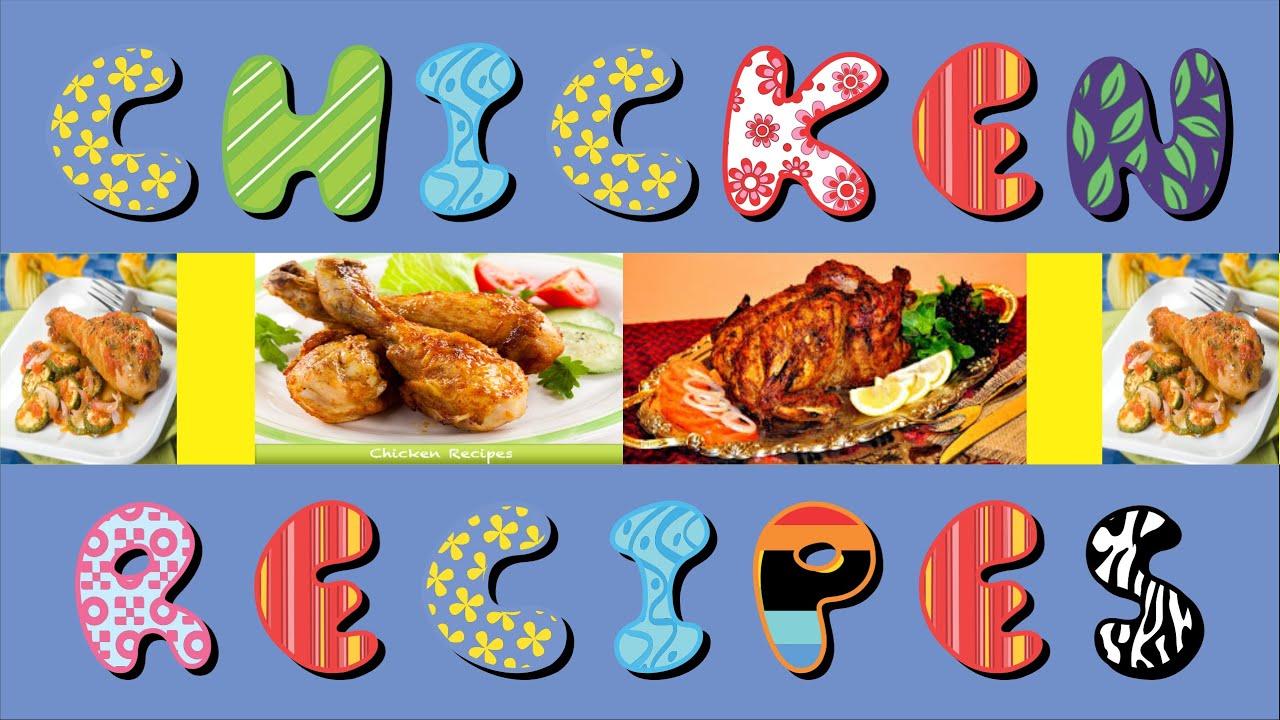 Chicken Recipes - Grandma's Chicken Chardon - YouTube