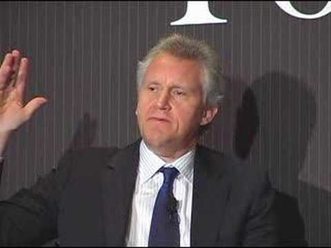 Jeff Immelt on International Expansion