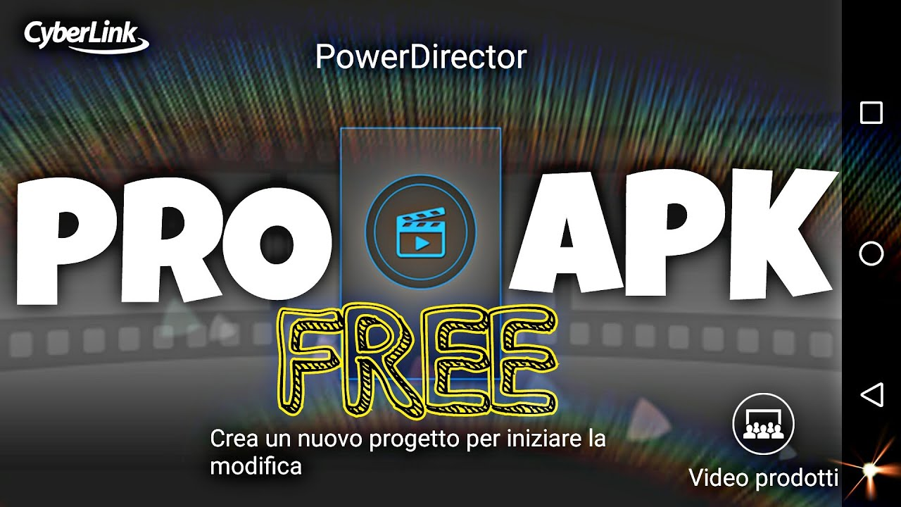 powerdirector pro free download for pc