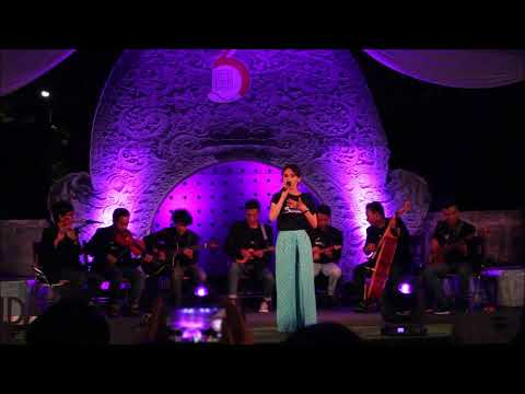 Keroncong Swaramangun - Akad (cover) live at Bentara Budaya Jakarta