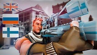 🔀RANDOM DUOS: SNIPER NOSCOPE  | Fortnite Battle Royale