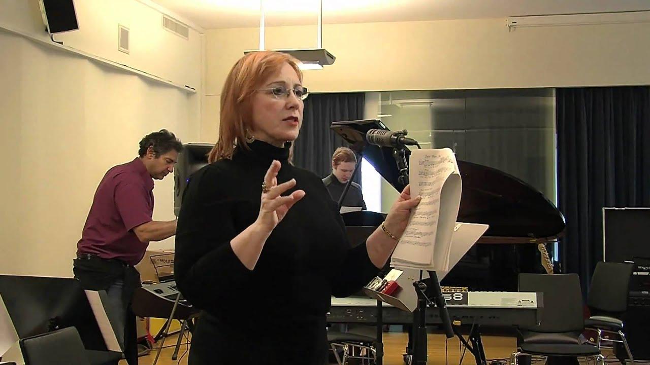 Download Jazz Singer & Educator Roseanna Vitro Vocal Jazz Masterclass, Aarau, Switzerland 2010