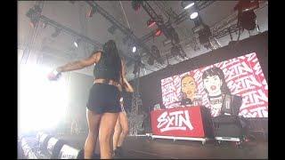 SXTN - Bongzimmer Live