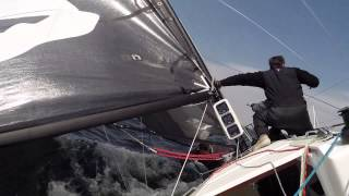 the ups and downs in 8 months J88 sailing