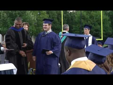 2013 Spartanburg High School Graduation
