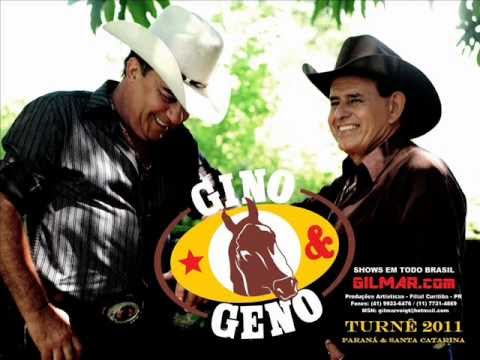 CD GENO GINO 2012 NOVO DE E BAIXAR O