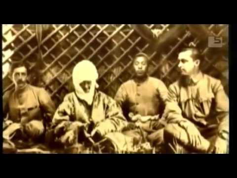 История Алайской царицы Курманжан Датки / Kurmanjan Datka