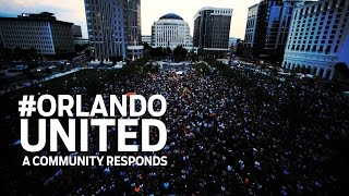 #OrlandoUnited: A Community Responds - Pulse nightclub shooting documentary