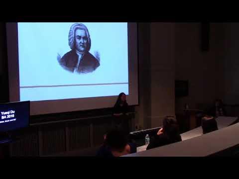 Math, Music, and Me   Yueqi Du   TEDxBlairAcademy