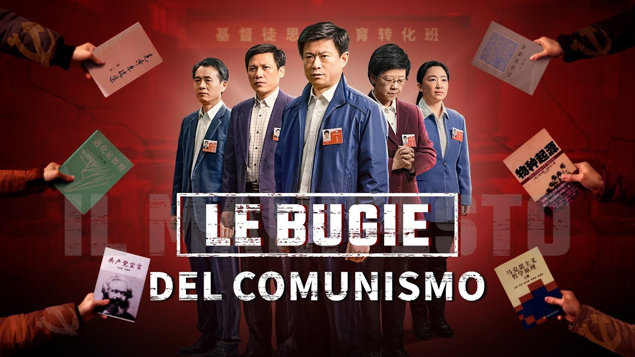 """Film cristiano - """"Le bugie del comunismo"""" Come i cristiani trionfano su Satana affidandosi a Dio"""