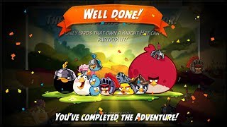 Angry Birds 2: The Adventure For Honor Event (full)