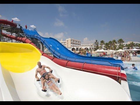 Отель Louis Phaethon Beach. Кипр. Пафос.