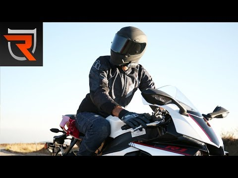What We Wore: Icon Airframe Pro Motorcycle Helmet Video | Riders Domain