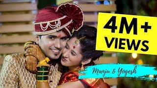 Yogesh & Manju | Marathi cinematic wedding highlights | nik