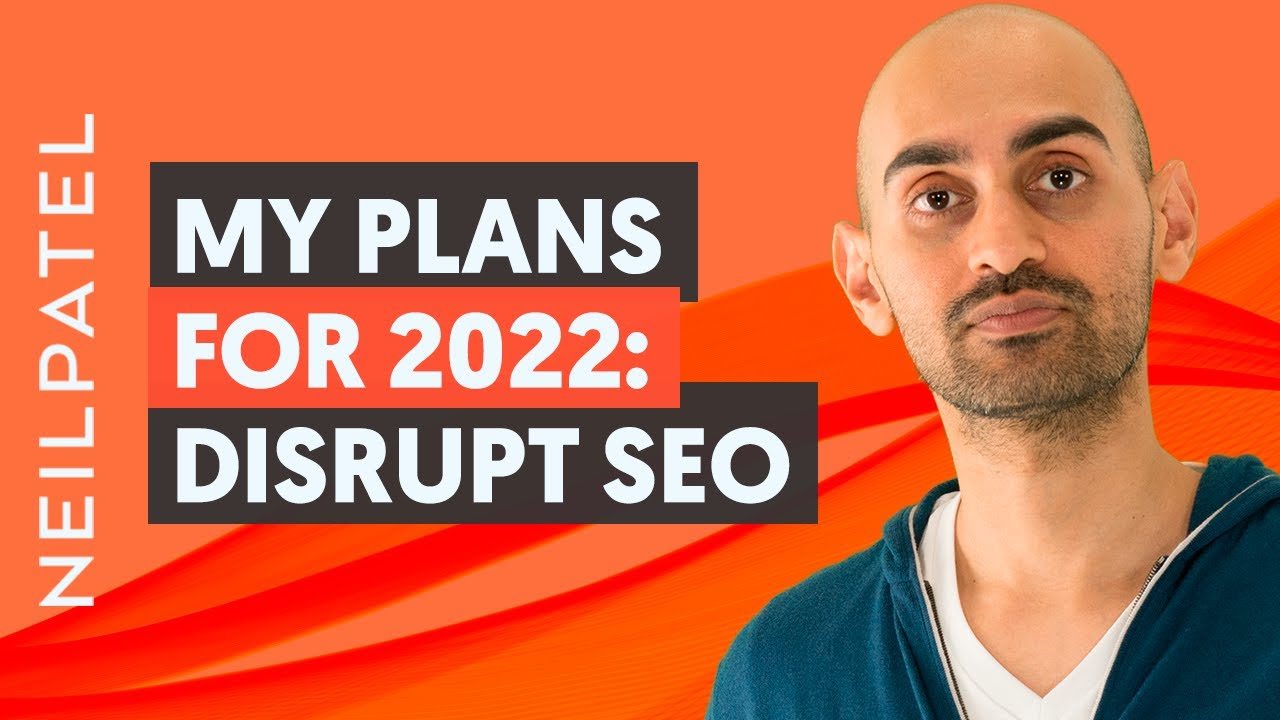 Why I Decided To Disrupt the SEO Industry | My Marketing Plans for 2021