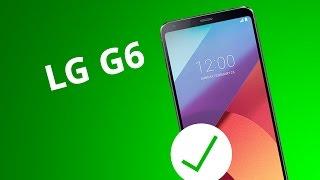 5 motivos para você COMPRAR o LG G6