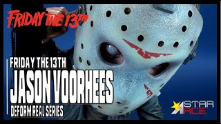 Star Ace Deform Real Series Friday the 13th Jason Voorhees Figure Review