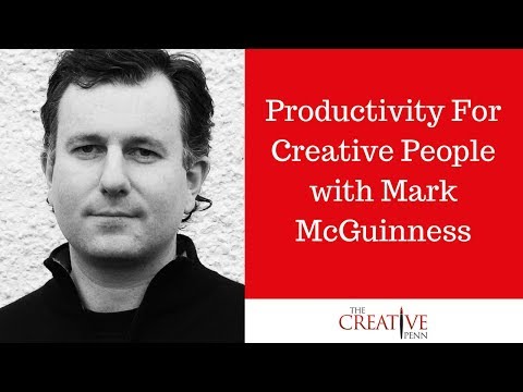 Productivity For Creative People With Mark McGuinness