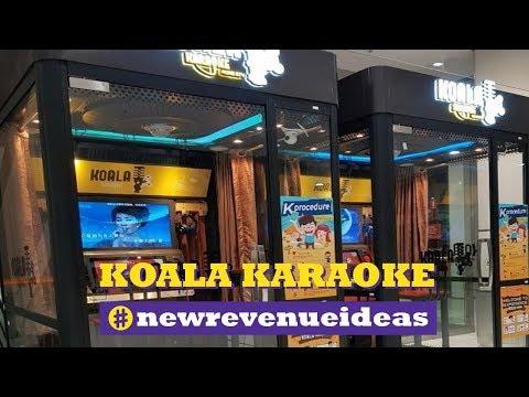 #newrevenueideas - Koala Karaoke