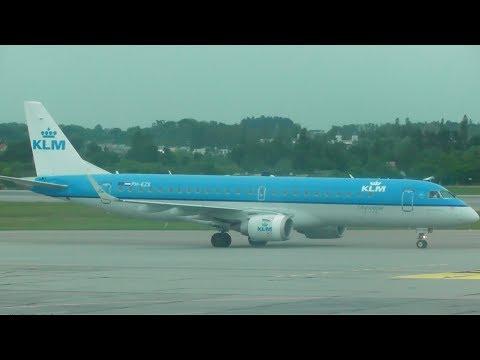 Plane Spotting at Gdańsk Lech Wałęsa Airport | Terminal Spotting