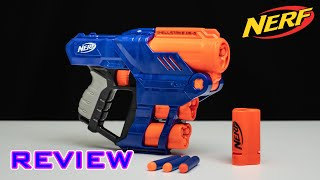 [REVIEW] Nerf Elite Shellstrike DS-6 | SHOTGUN PISTOL!?