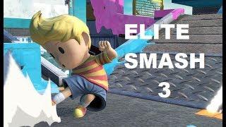 Lucas Elite Smash 3 - Smash Ultimate