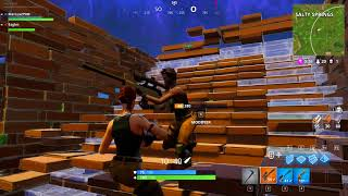 "FORTNITE BATTLE ROYALE (FR) - TOP1 en mode ""TIREURS D'ÉLITE"" (Ft. EAGLES) #02"