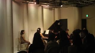Schumann Piano Quartet 汐留ホール 2017/7/6
