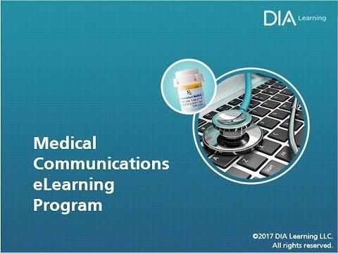 Medical Communications ELearning Program